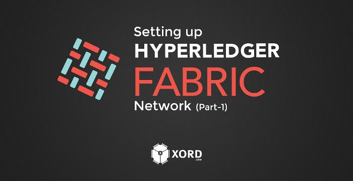 Hyperledger Fabric network