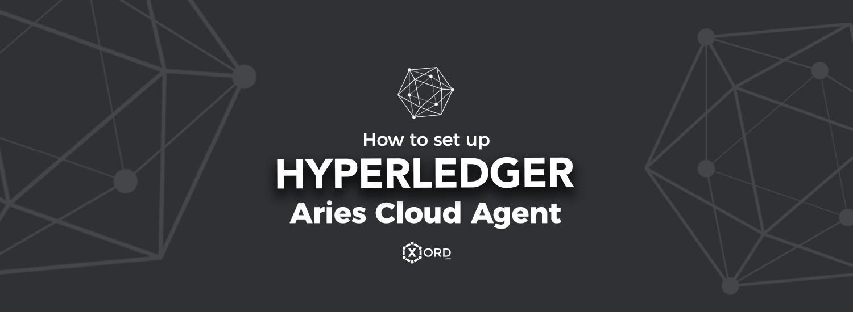 Hyperledger aries cloud agent