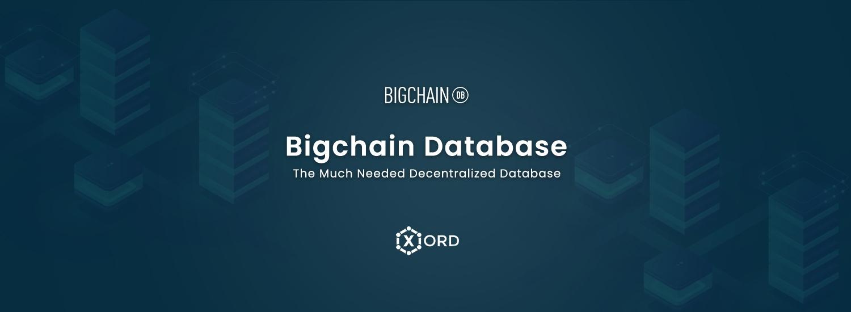 BigChain DB