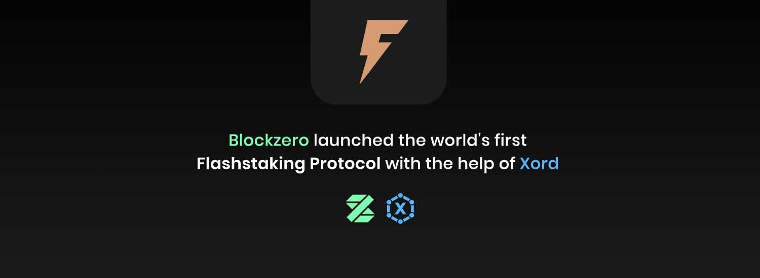Flashstaking Protocol launch