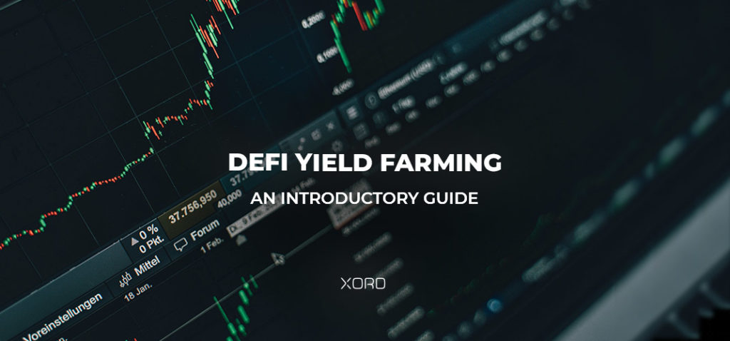 Defi Yield Farming