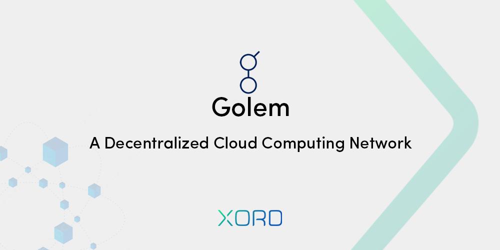 Golem: A decentralized cloud computing network